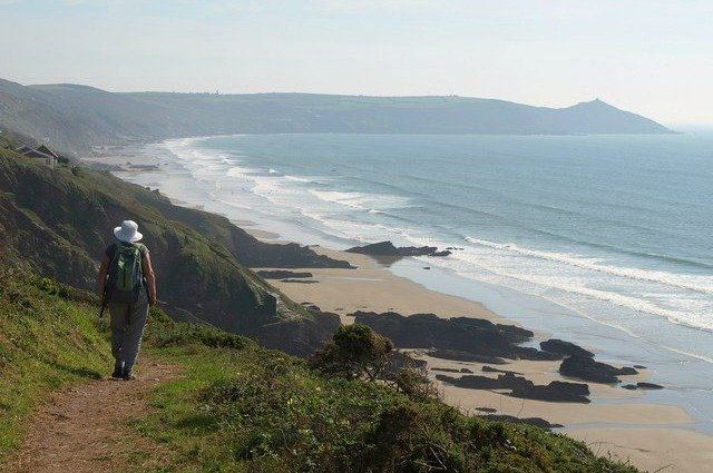 Whitsand Bay Coastal Path