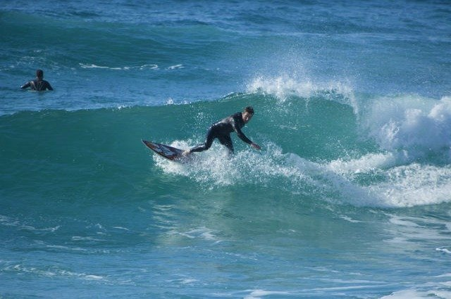 Whitsand Bay Surfing